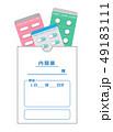 薬 薬袋 内服薬のイラスト 49183111
