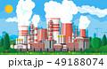 工場 製造所 ベクトルのイラスト 49188074