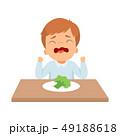 食事 ご飯 飯のイラスト 49188618