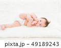 赤ちゃん 6ヶ月 49189243