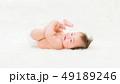 赤ちゃん 6ヶ月 49189246