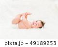 赤ちゃん 6ヶ月 49189253