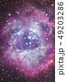 バラ星雲 宇宙 49203286