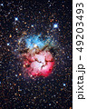 M20 三裂星雲 49203493