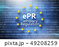 General regulations for protection of personal data. 49208259