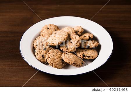 チョコチップクッキー 49211468