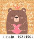 くま クマ 熊のイラスト 49214501