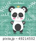 かわいい キュート 可愛いのイラスト 49214502