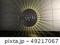 ロック 錠 扉のイラスト 49217067