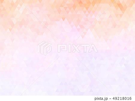 ポリゴン 角柱 多角形 49218016