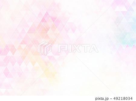 ポリゴン 角柱 多角形 49218034