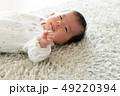 人物 アジア人 赤ちゃんの写真 49220394