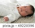 人物 アジア人 赤ちゃんの写真 49220396