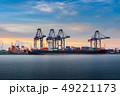 船舶 ポート 泊港の写真 49221173