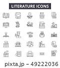 文学 教育 標識のイラスト 49222036