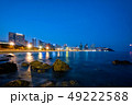 Haeundae beach in Busan, South Korea 49222588