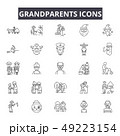 ファミリー 家庭 家族のイラスト 49223154