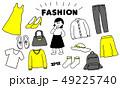 レディースファッションセット(シンプル) 49225740