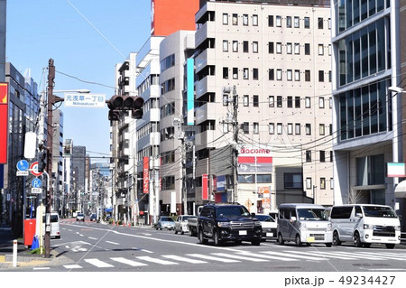 新御徒町駅周辺の街並み(元浅草一丁目交差点) 49234427