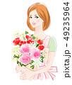 母の日の花束 49235964