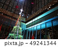 イルミネーション クリスマス 夜の写真 49241344