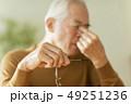 男性 シニア 高齢者の写真 49251236
