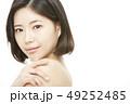 女性 アジア人 ファンデーションの写真 49252485