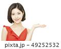 人物 ポートレート 女性の写真 49252532