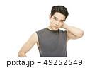 若い 男性 アジア人の写真 49252549