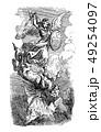 大天使 ファイティング 図面のイラスト 49254097