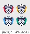 ボール 球 サッカーのイラスト 49256547