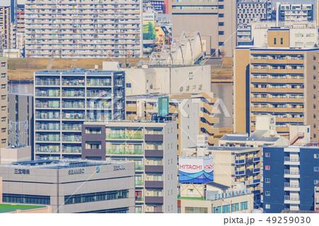 大阪 梅田 ビル群  49259030