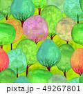 パターン 柄 模様のイラスト 49267801
