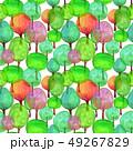 パターン 柄 模様のイラスト 49267829