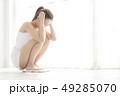 女性 人物 アジア人の写真 49285070