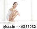 女性 アジア人 減量の写真 49285082
