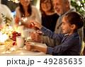 ファミリー 家庭 家族の写真 49285635