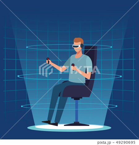 Virtual reality technology 49290695