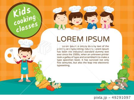 Kids Cooking class certificate 3 49291097