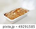 手作りパウンドケーキ perming 写真素材 49291585