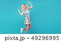 ファッション 流行 女の写真 49296995