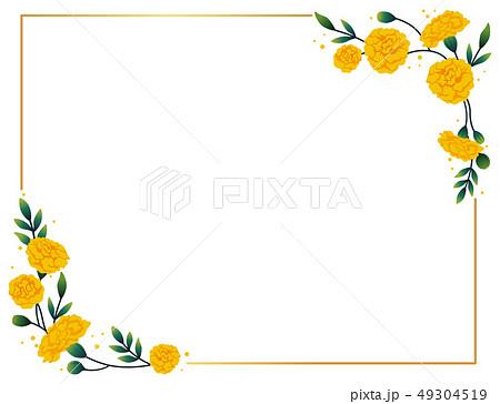 春のフレーム 49304519