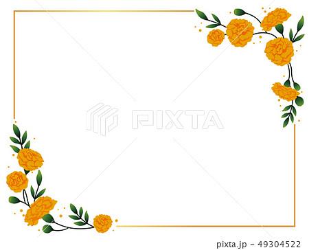 春のフレーム 49304522