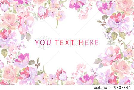 花 フラワー お花 49307344