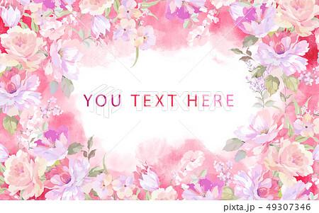 花 フラワー お花 49307346