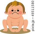 子ども相撲 49311580