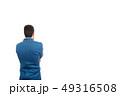 バック 背 背中の写真 49316508