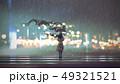 傘 雨傘 カサのイラスト 49321521