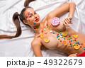 キャンディー 飴 ペロペロキャンディの写真 49322679
