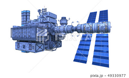 宇宙船内部 49330977